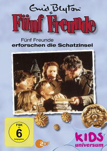 Five On A Treasure Island Film Date